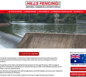 hills-fencing